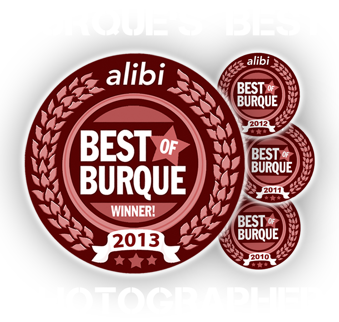 Albuquerque's Best Photographer - Rip Williams